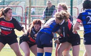 Pradoviejo acogerá una jornada de iniciación y acercamiento al rugby femenino