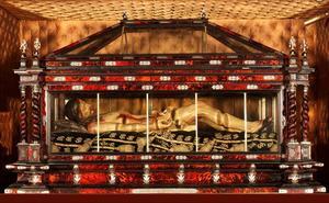 El Santo Sepulcro de Logroño se muda temporalmente