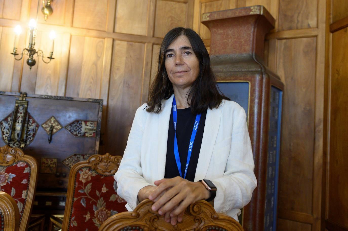 María Blasco inaugurará el curso de la UR el 4 de octubre
