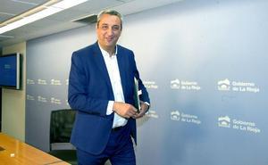 El nuevo Gobierno de La Rioja pasa de 41 a 56 altos cargos y eleva su coste en 1,3 millones