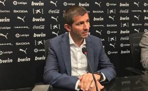 Marcelino, destituido como técnico del Valencia y Celades toma su relevo