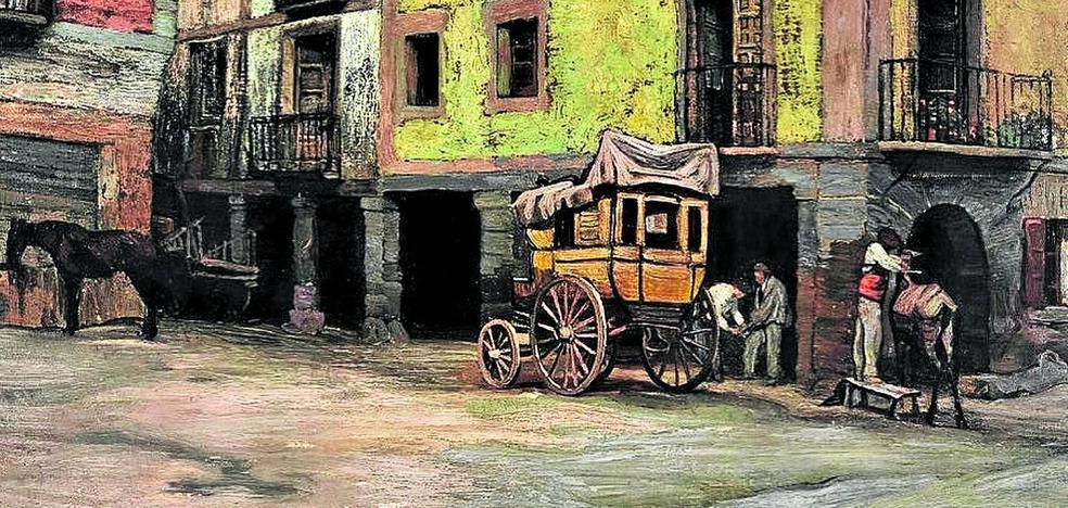 La Rioja que inmortalizó Zuloaga