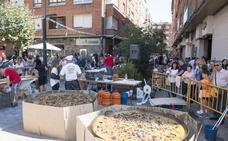 'Paella pa todos' espera reunir el sábado en Santo Domingo a cientos de personas
