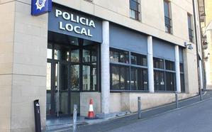 Detenida una mujer en Haro por golpear a dos policías