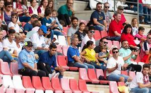 Logroño Deporte apoya a los equipos de referencia con 1,3 millones, el 2% más