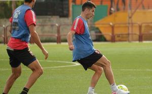 Jaime Sierra, un Sub'23 sin equipo que intenta convencer a Sergio Rodríguez para quedarse