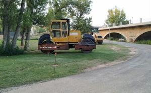 Mejora de la vía verde en Arnedo