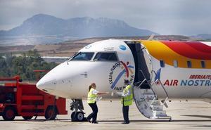 Air Nostrum entiende que el Gobierno se «tome su tiempo», pero dejará de volar en octubre