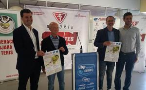 El Trofeo de Tenis de la Vendimia se incorpora al Circuito IBP Tennis Seris