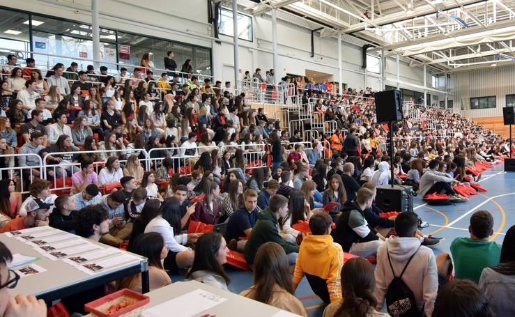 La Universidad de La Rioja da la bienvenida a sus alumnos