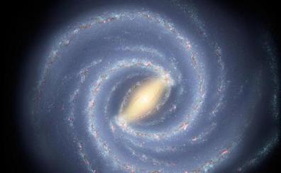 Extraño aumento de 'apetito' del agujero negro central de la Vía Láctea