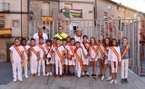 Los niños protagonizan el último día de festejos en Autol