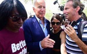 La abulia de sus rivales facilita que Biden mantenga ventaja entre los demócratas