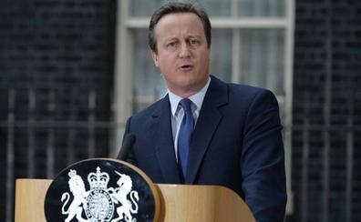 David Cameron: «Pienso cada día en el referéndum y en las consecuencias»