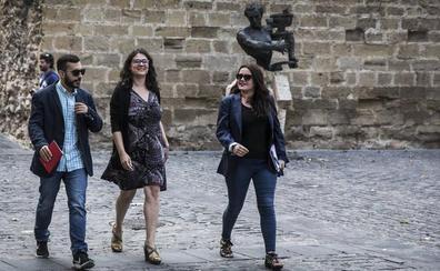 El PP pide el cese de Herrera por estar imputado por injurias