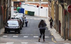 La calle y plaza Eras, en proyecto