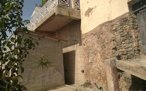 Herido grave un joven al caer desde una altura de ocho metros en Cornago