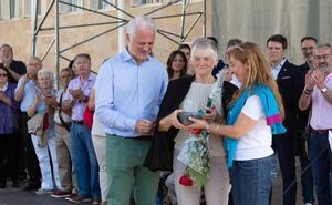 El Día del Vecino ha homenajeado a Carmen Chover
