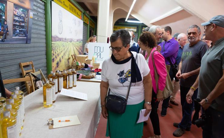 La Feria de Economía Solidaria, en imágenes