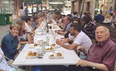 Día de paellas en Santo Domingo