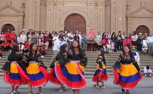 La Virgen del Cisne festeja de gala sus quince años en Alfaro