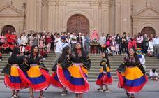Quince años honrando a la Virgen del Cisne en Alfaro