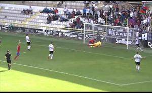 Vídeo: El gol de Chaco en El Plantío