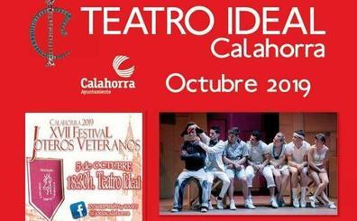 De las jotas al circo, en el cartel de octubre del teatro Ideal