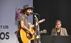 Leiva actuó en Aldeanueva de Ebro
