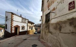 Finalizan las obras de urbanización de la Cuesta del Rufo en el casco antiguo de Calahorra