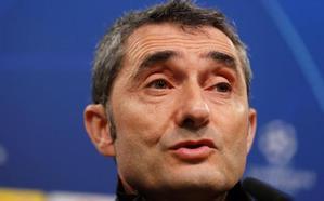 Valverde: «Messi ha tenido una gran evolución. Veremos mañana»
