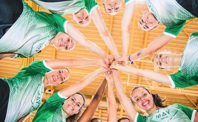 El Voleibol Logroño saca a la venta sus abonos por 50 euros