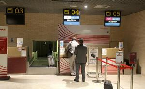 La OSP puede garantizar los vuelos desde Agoncillo, pero a cargo de las arcas regionales