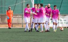 Joseba guía con goles al Agoncillo