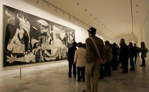 La ONU se disculpa por su descripción del 'Guernica'