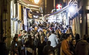 Logroño, una de las ciudades protagonistas del documental de la televisión japonesa NHK sobre el Camino de Santiago