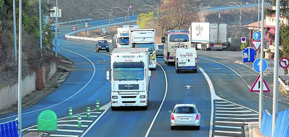 Dictada la primera sentencia en La Rioja que condena al cártel de camiones