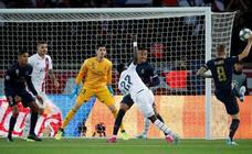 Las mejores imágenes del PSG-Real Madrid