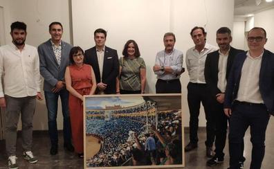 'Público', una imagen de Las Ventas, gana el Premio de Pintura Taurina