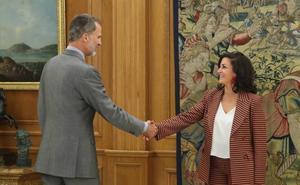 Andreu: «El Rey conoce bien La Rioja»