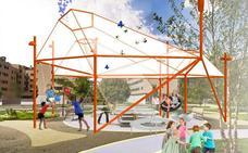 El final de la obra en el parque de El Mazo se demora hasta el 14 de octubre