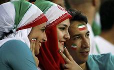 Irán permitirá a las mujeres asistir a partidos de la selección de fútbol