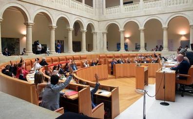 Los grupos Socialista, Cs y Mixto se reparten las presidencias de las comisiones parlamentarias