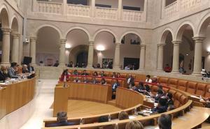 EN DIRECTO: Pleno del Parlamento
