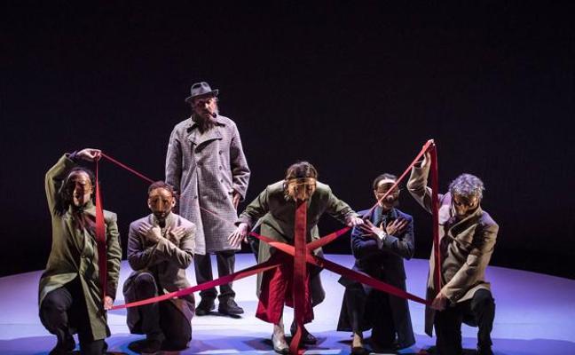 'Señor Ruiseñor' será interpretada en el Teatro Bretón los días 21 y 22 de septiembre a las 21 horas