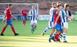 Duelo riojano en la Copa Federación