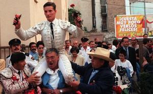 Urdiales: «Logroño es la plaza fundamental de mi carrera, la tabla a la que me agarré»
