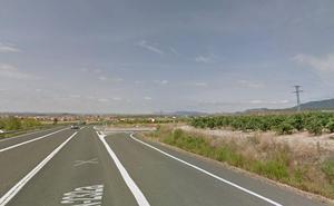 Dos heridos en un accidente de tráfico en San Vicente de la Sonsierra