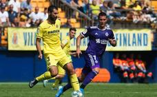 La mayor ambición del Villarreal le da el triunfo ante el Valladolid