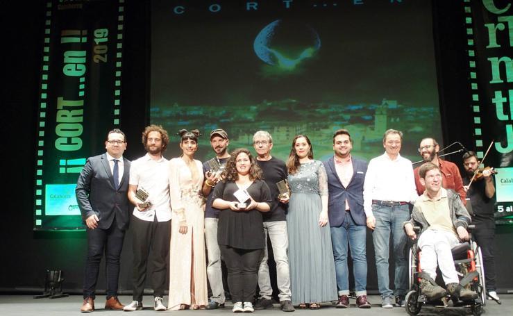 'Cerdita' triunfa en los premios '¡Cort...en!'